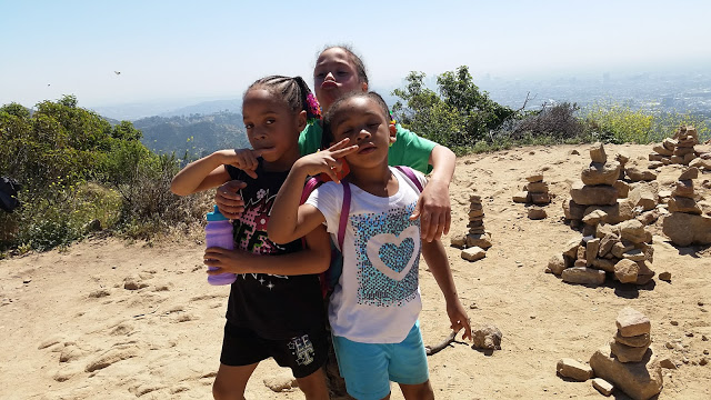 When spending time in Los Angles, it's only right to take a hike through the Hollywood Hills. If traveling with children, here are some tips to aid your way