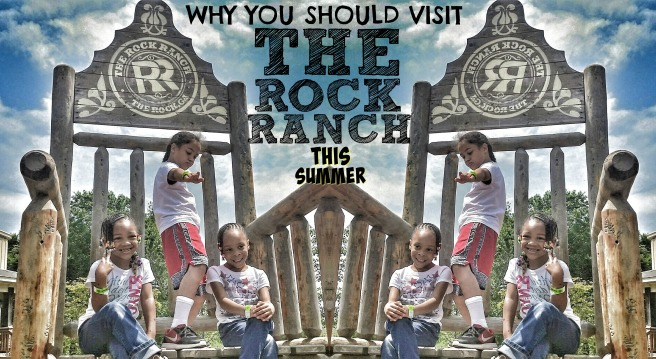 Why You Should Visit The Rock Ranch This Summer
