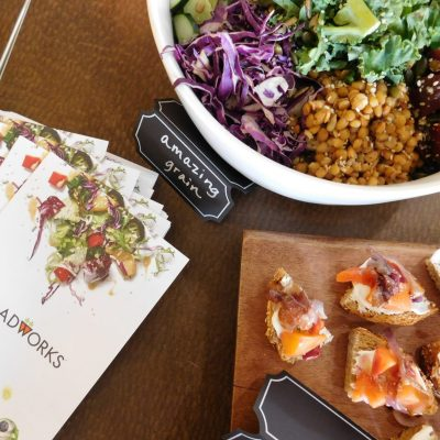 5 Reasons You Need to Dine at SaladWorks | Seeking The Weekend