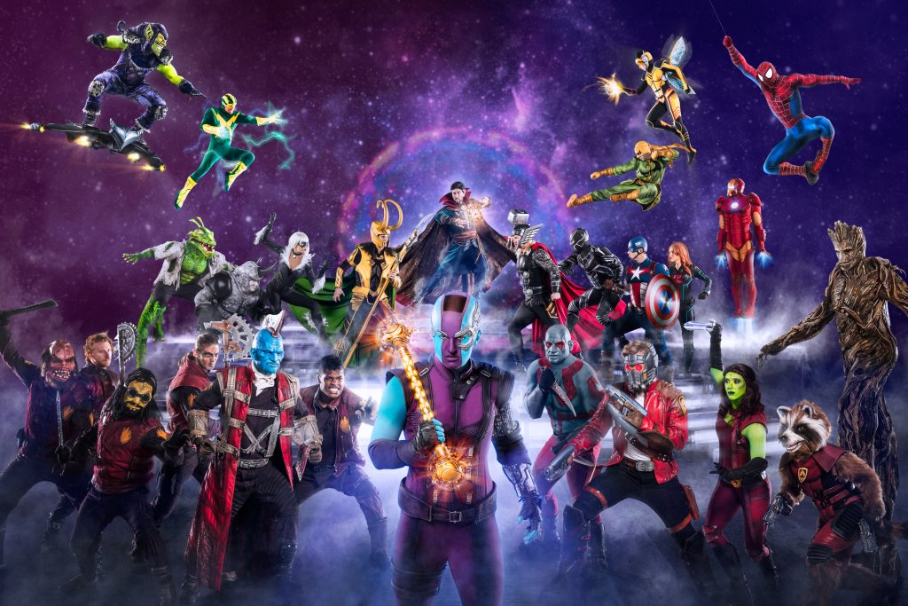 Marvel Universe Live is coming to Atlanta. All your favorite superheros will be taking over Infinite Energy Center and State Farm Arena this February.
