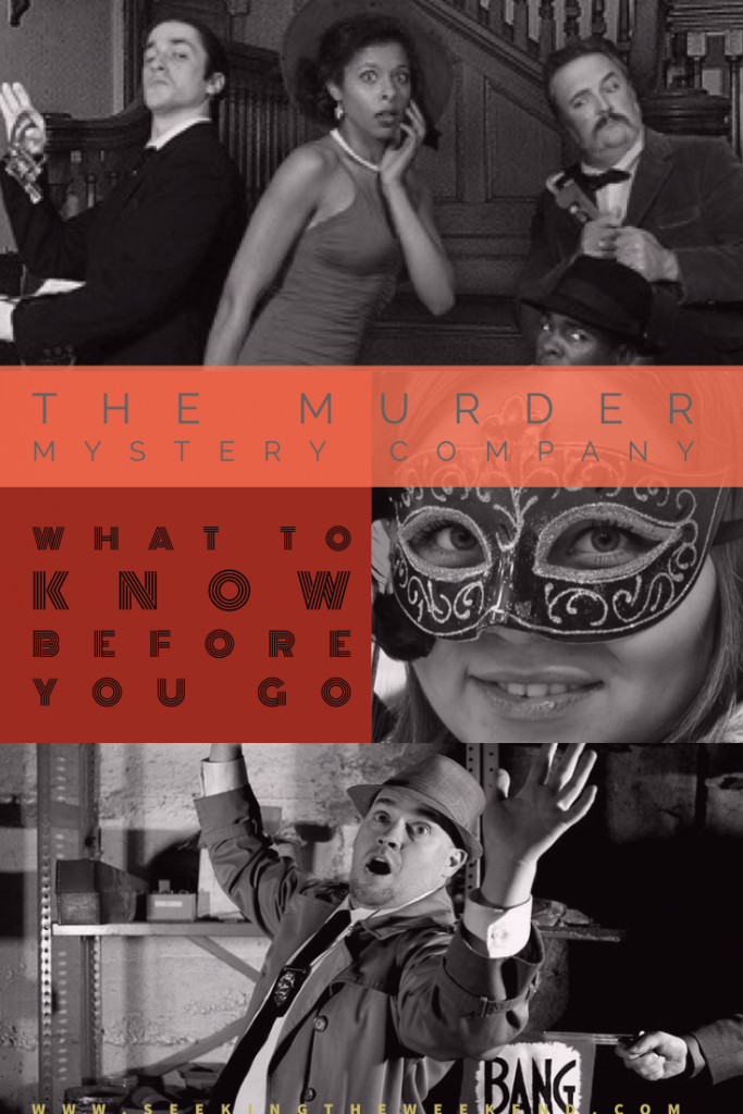 The Murder Mystery Company: What To Know Before You Go